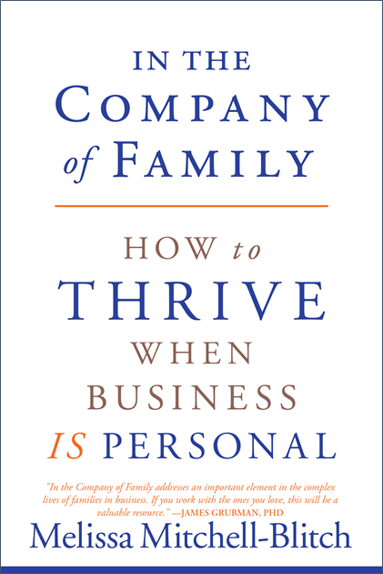 Family Business book